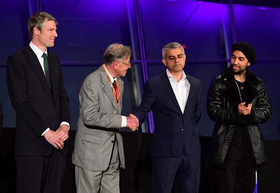عمدة لندن الجديد صادق خان (7)