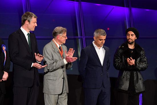 عمدة لندن الجديد صادق خان (8)
