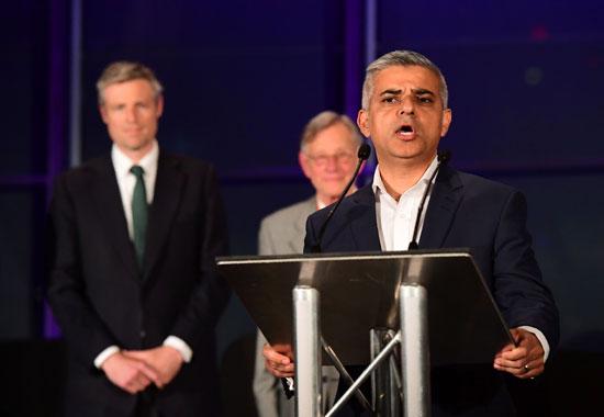 عمدة لندن الجديد صادق خان (9)