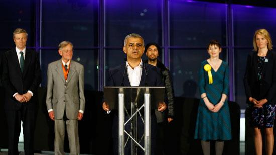 عمدة لندن الجديد صادق خان (11)