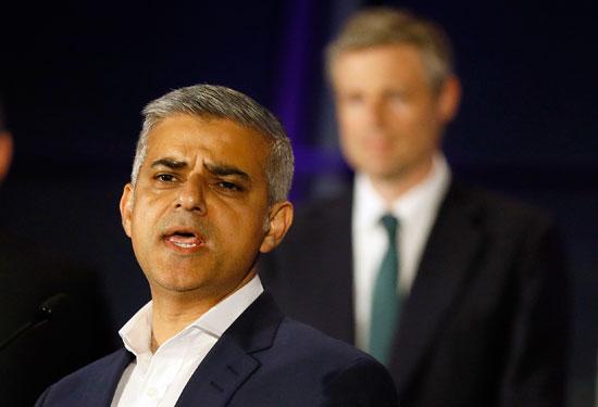 عمدة لندن الجديد صادق خان (12)