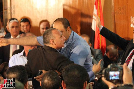 مؤتمر الاسرة الصحفية بالأهرام (10)