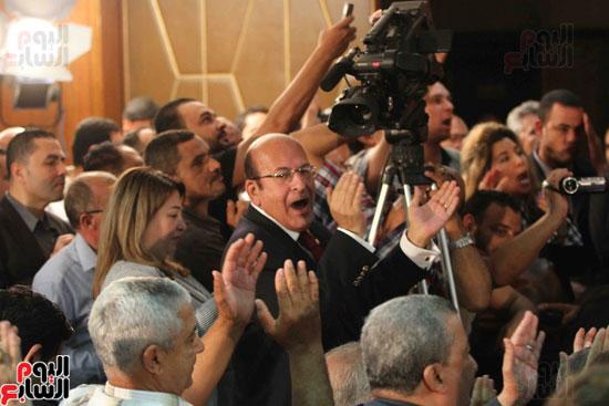 مؤتمر الاسرة الصحفية بالأهرام (12)