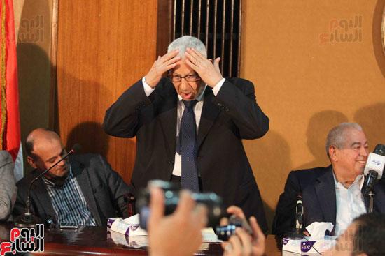 مؤتمر الاسرة الصحفية بالأهرام (5)
