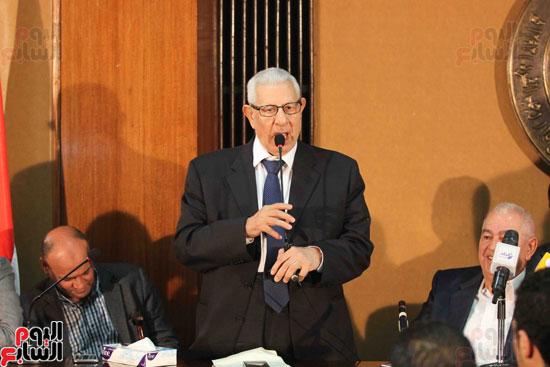 مؤتمر الاسرة الصحفية بالأهرام (6)