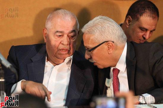 مؤتمر الاسرة الصحفية بالأهرام (7)