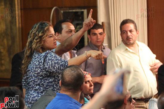 مؤتمر الاسرة الصحفية بالأهرام (8)
