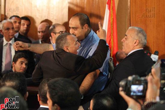 مؤتمر الاسرة الصحفية بالأهرام (9)