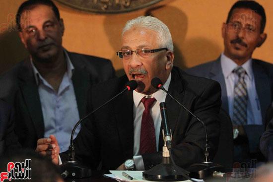 مؤتمر الاسرة الصحفية بالأهرام (14)