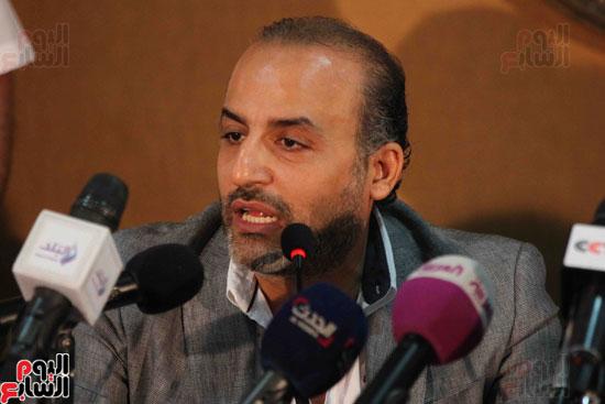 مؤتمر الاسرة الصحفية بالأهرام (15)