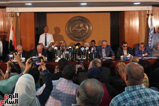 مؤتمر الاسرة الصحفية بالأهرام (16)