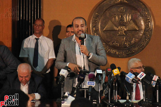 مؤتمر الاسرة الصحفية بالأهرام (17)
