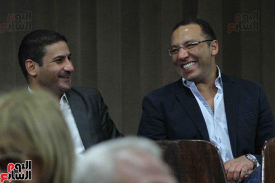مؤتمر الاسرة الصحفية بالأهرام (19)