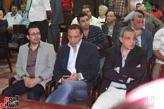 مؤتمر الاسرة الصحفية بالأهرام (20)