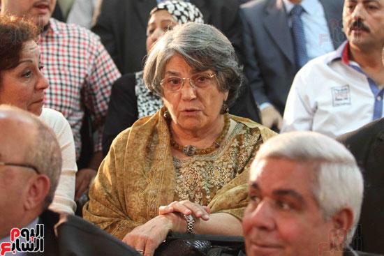 مؤتمر الاسرة الصحفية بالأهرام (22)