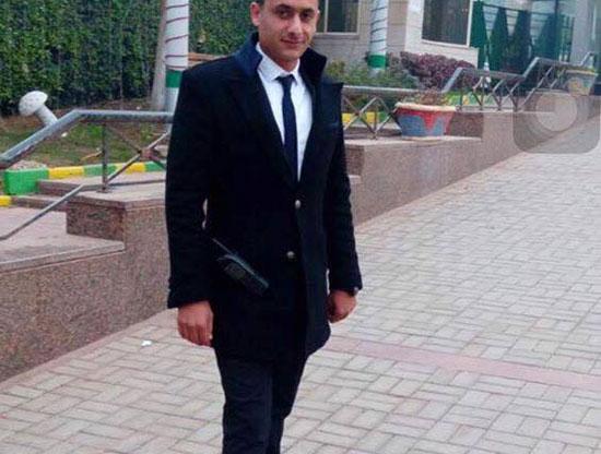 الشهيد محمد حامد معاون مباحث قسم حلوان