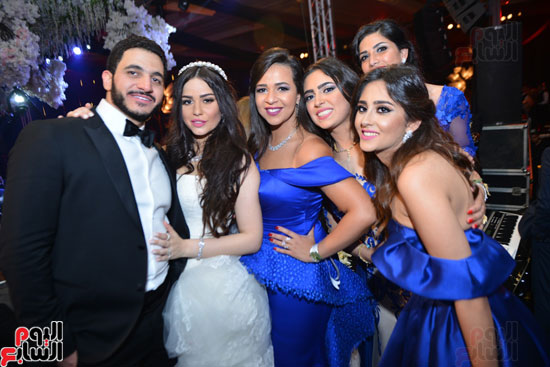 حفل-زفاف-كريم-السبكى-وشهد-رمزى-(11)