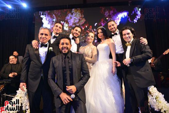 حفل-زفاف-كريم-السبكى-وشهد-رمزى-(2)