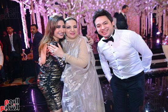 حفل-زفاف-كريم-السبكى-وشهد-رمزى-(18)