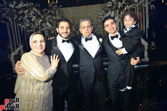 حفل-زفاف-كريم-السبكى-وشهد-رمزى-(28)