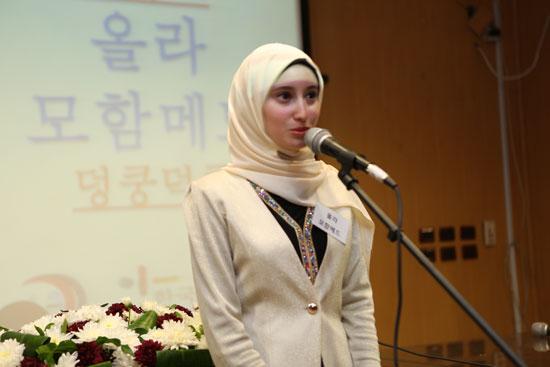 قسم اللغة الكورية بالـالألسن ينظم مسابقة محادثة بالتعاون مع السفارة  (2)