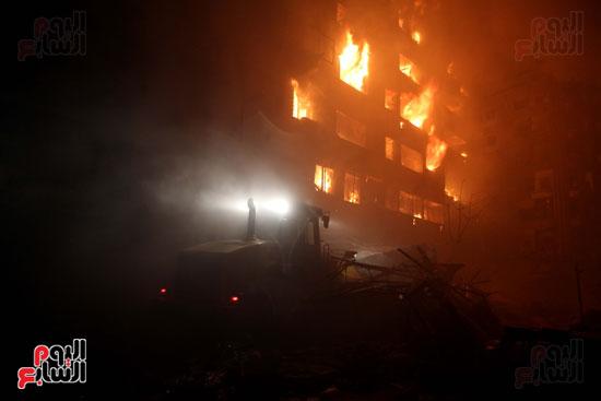 حريق الموسكى (14)