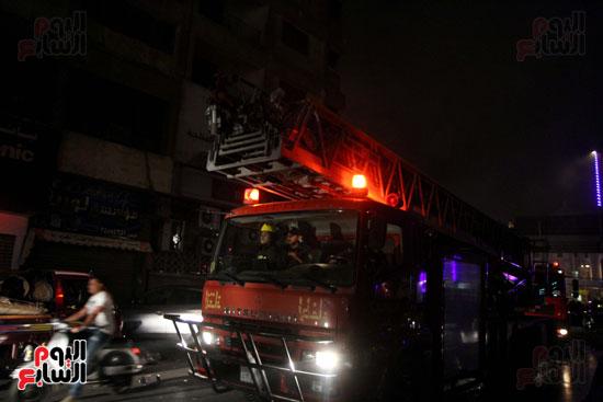 حريق الموسكى (2)