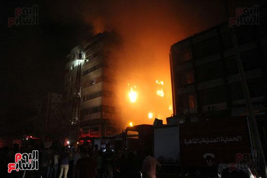 حريق الموسكى (3)