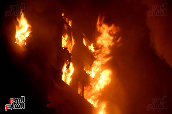 حريق الموسكى (5)