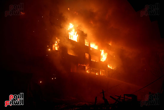 حريق الموسكى (7)