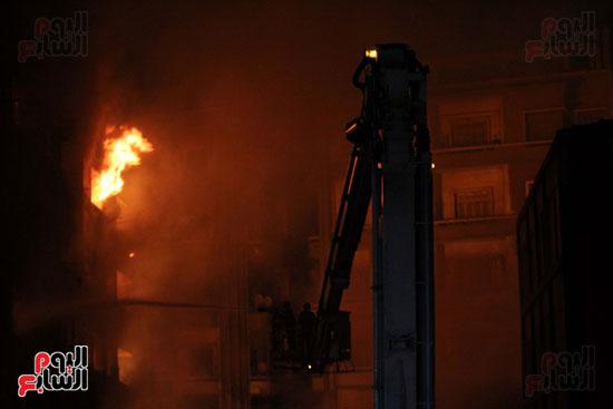 حريق العتبة (1)