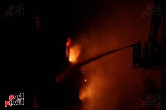 حريق العتبة (2)