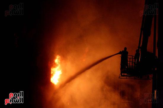 حريق العتبة (3)
