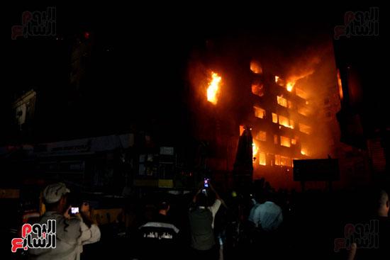 حريق العتبة (6)