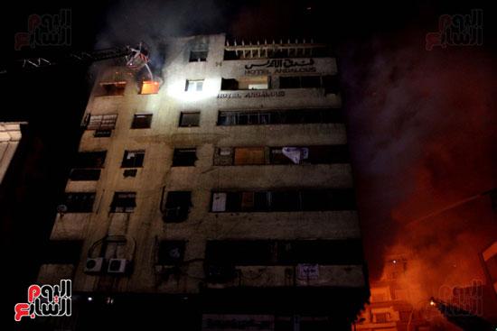 حريق العتبة (7)