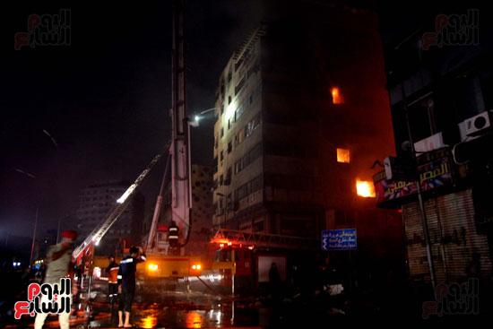 حريق العتبة (9)
