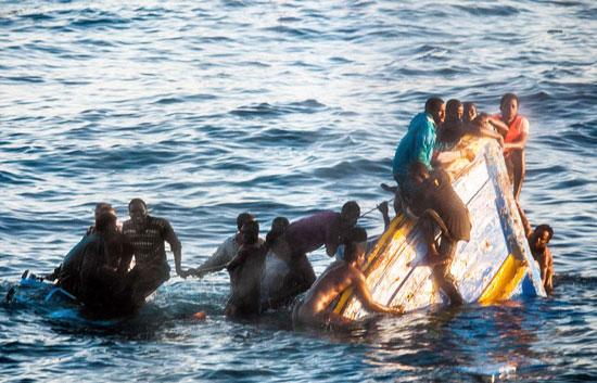 أثناء الغرق  -اليوم السابع -6 -2015