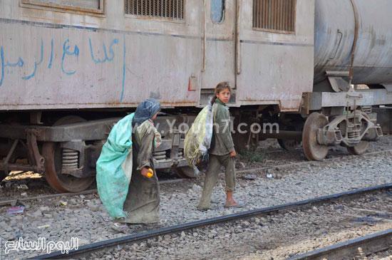 أطفال العشوائيات -اليوم السابع -6 -2015