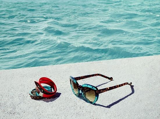 النظارات والاكسسوارات من مجموعة الصيف -اليوم السابع -6 -2015