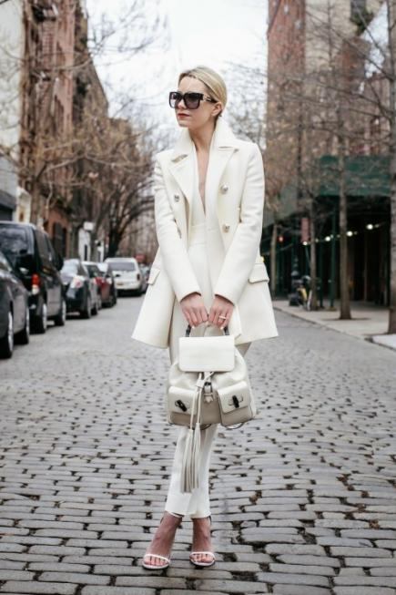 ارتداء أبيض فى أبيض -اليوم السابع -6 -2015