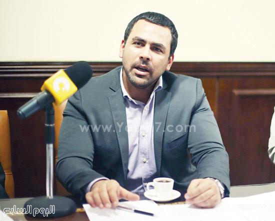 يوسف الحسينى -اليوم السابع -6 -2015