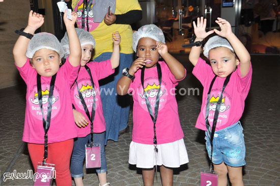 عروض ترفيهية بمشاركة الأطفال -اليوم السابع -6 -2015