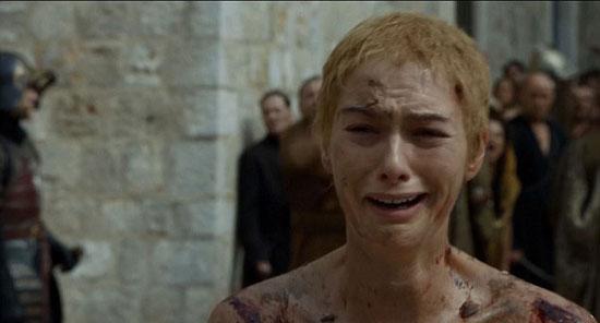 لينا هيدى تظهر عارية تماما وتخفى حملها بـGame Of Thrones  بفضلcomputer graphics -اليوم السابع -6 -2015