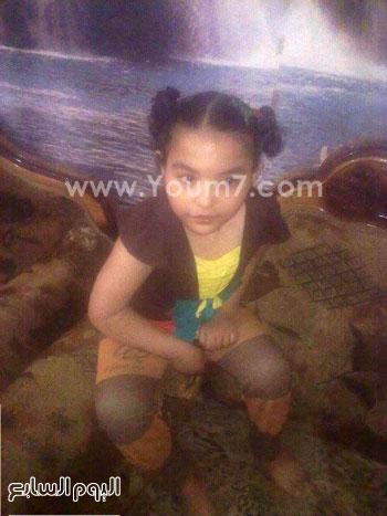 الطفلة نورهان محمد سعيد -اليوم السابع -6 -2015