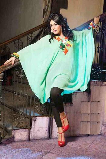 بانشو مميز بألوان مبهجة  -اليوم السابع -6 -2015