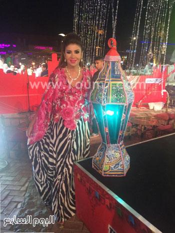 الإعلامية بوسى شلبى -اليوم السابع -6 -2015