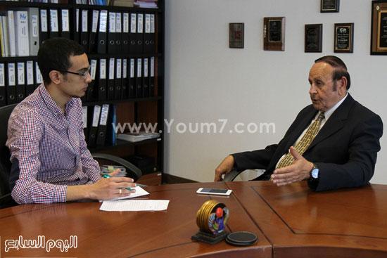 الدكتور طارق خليل رئيس جامعة النيل يحاور اليوم السابع -اليوم السابع -6 -2015
