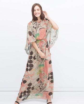 فستان مميز بموديل الفراشة الأنيق  -اليوم السابع -6 -2015