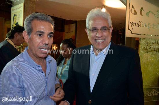 حسام بداروى وإبراهيم بيكاسو -اليوم السابع -6 -2015