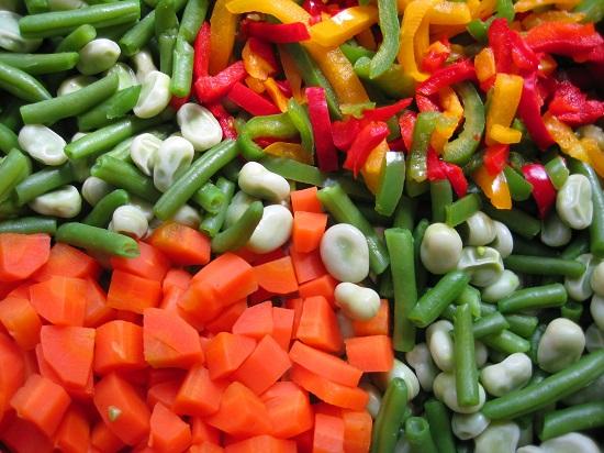 التفنن فى طهى الخضراوات الطازجة بطرق متنوعة -اليوم السابع -6 -2015